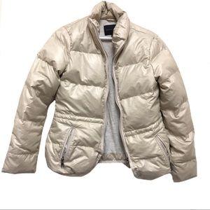 Banana Republic Puffer Down Snow Winter Jacket